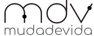 logotipo muda de vida