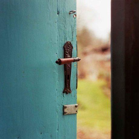 porta para muda de vida